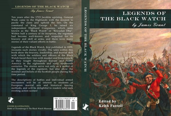 Legends of the Black Watch