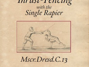 Proper Description of Thrust-Fencing with the Single Rapier